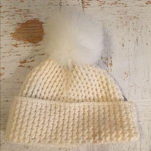 Cashmere White snow cap